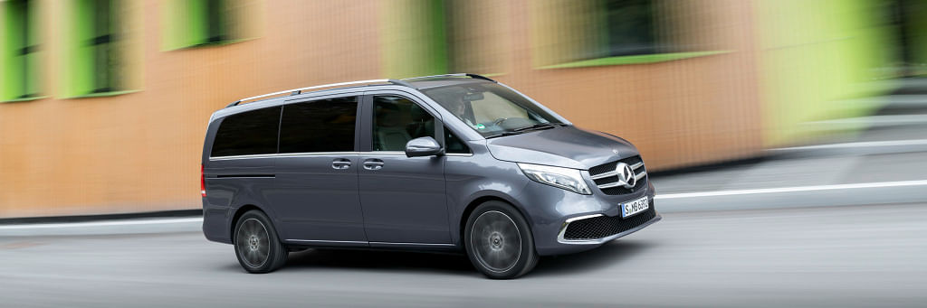 2019 Mercedes-Benz V-Class launched in Elite variant at Rs 1.10 crore