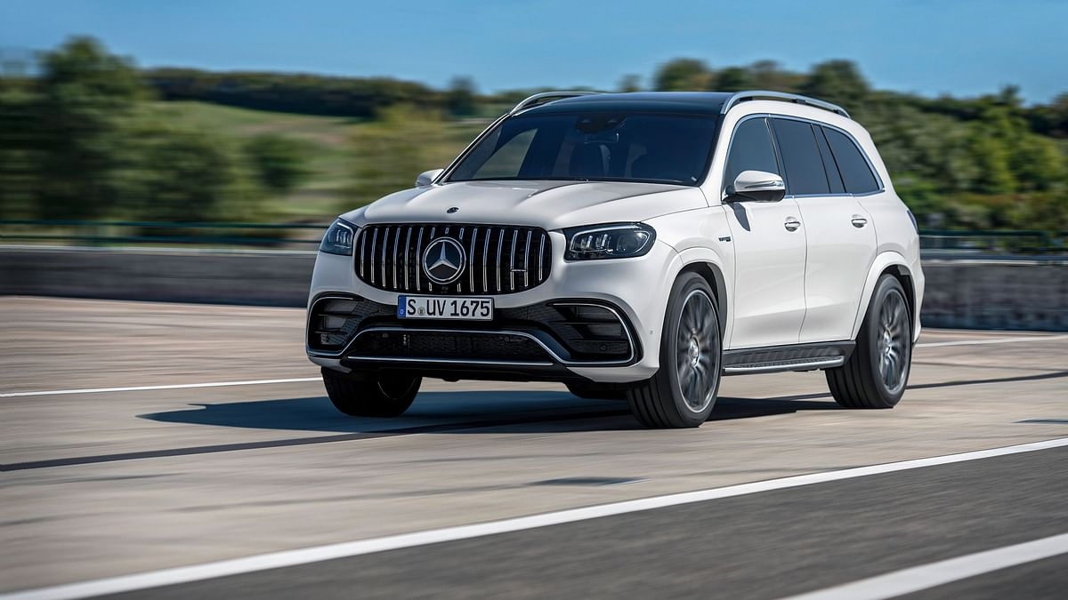 Mercedes showcases spicy AMG GLS 63 and GLE 63S