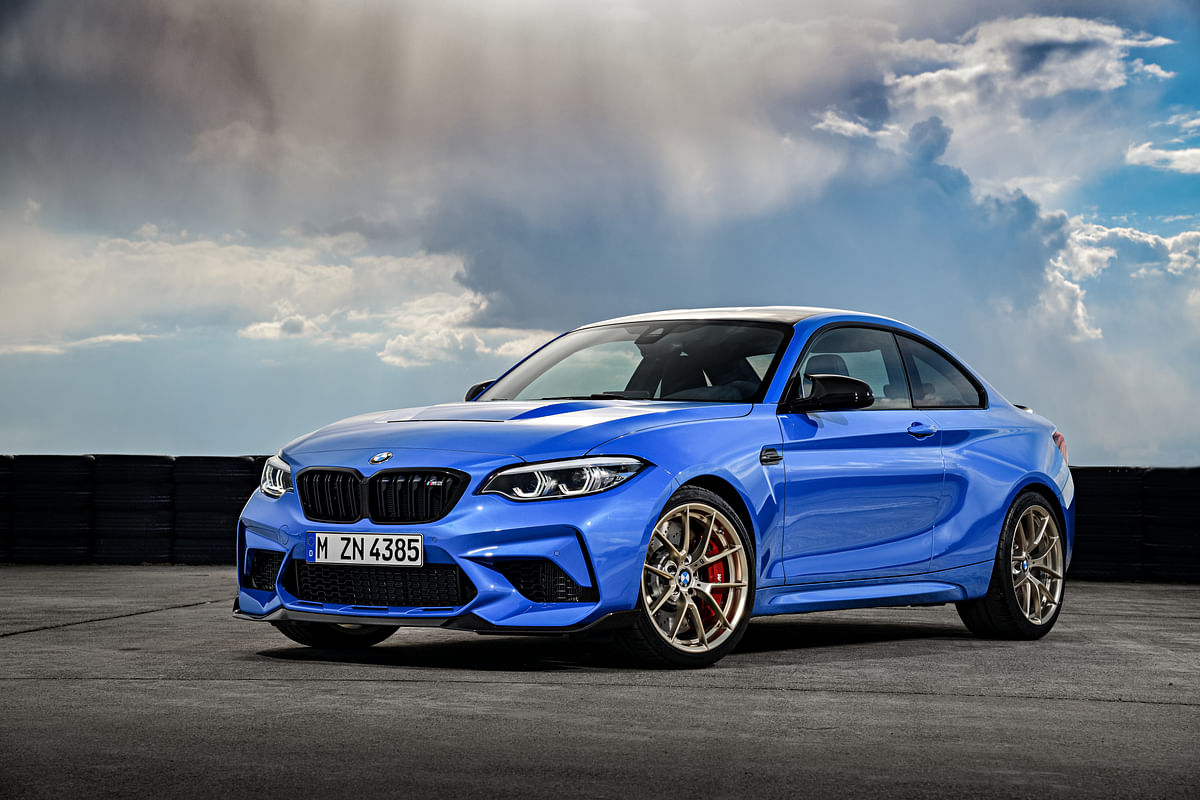 BMW unveils M2 CS: Wild just got wilder