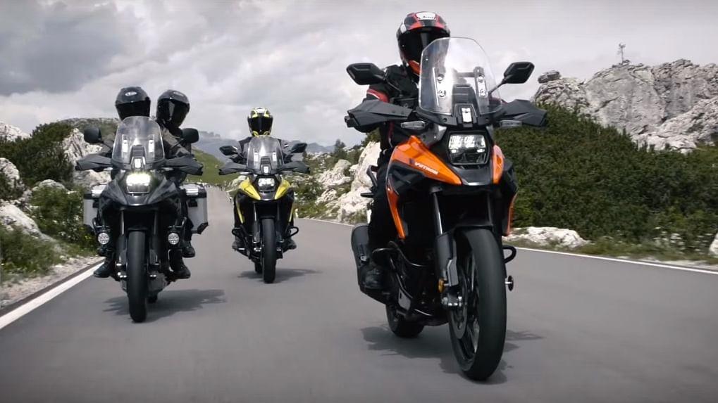 2020 Suzuki V-Strom 1050 and 1050XT UK prices revealed