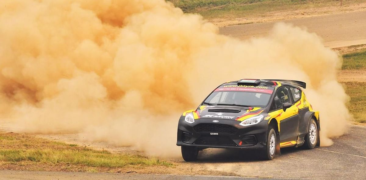 Gaurav Gill ready to return to WRC2