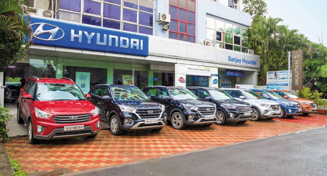 Hyundai will embrace the Freedom Drive across all 1300 workshops