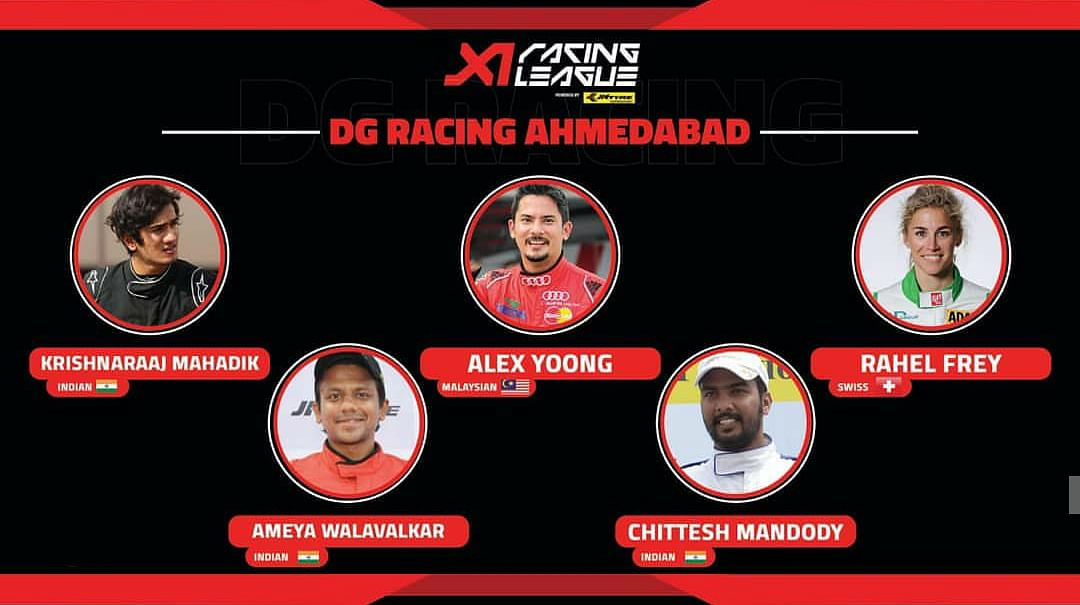 X1 Racing League race weekend coming right up!