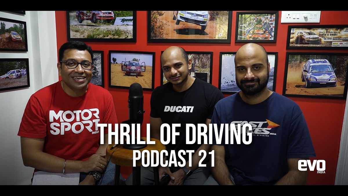 EICMA 2019: The hottest bikes from the show| Thrill of Driving Podcast 21