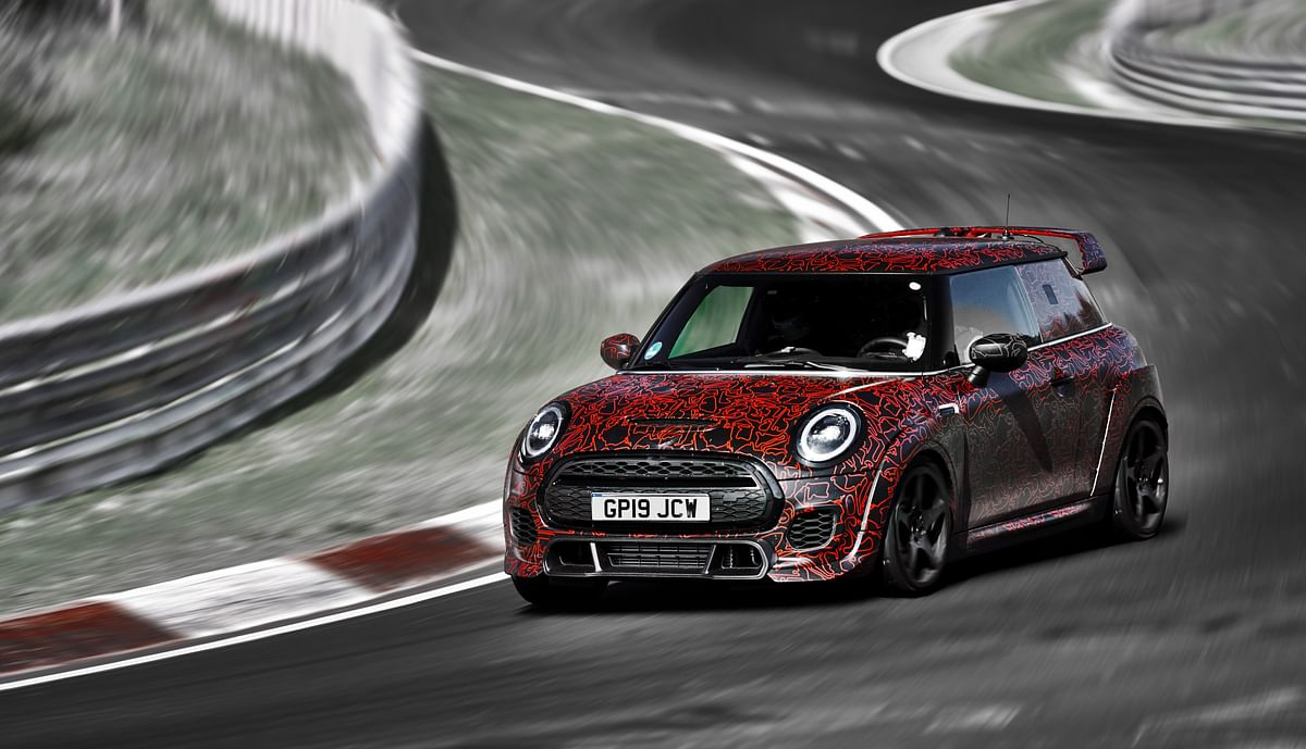 2020 John Cooper Works GP will be the fastest Mini yet