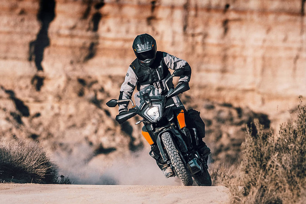 KTM250 Adventure unveiled