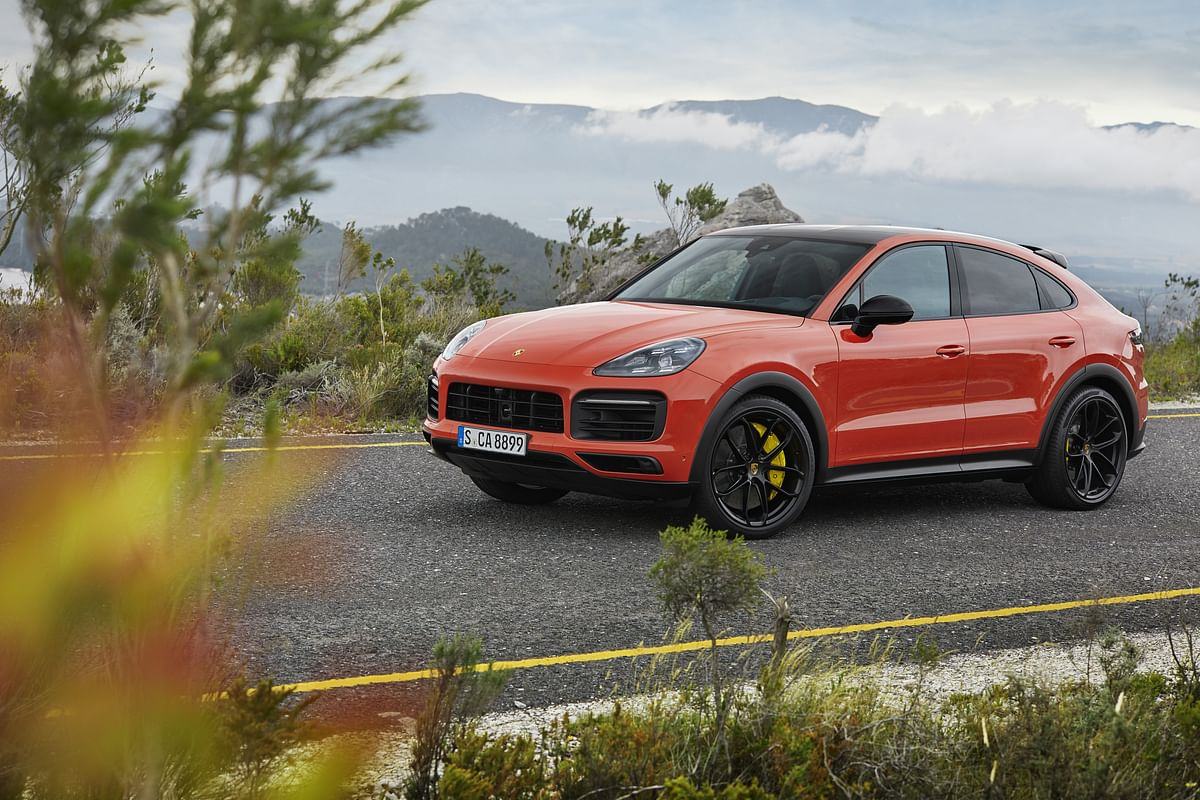 Porsche Cayenne Coupe to be launched on December 13