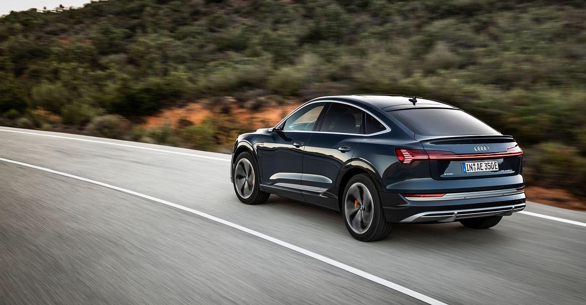 Audi reveals E-Tron Sportback