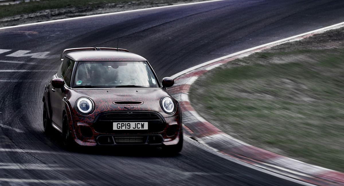 2020 John Cooper Works GP will be the fastest Mini yet