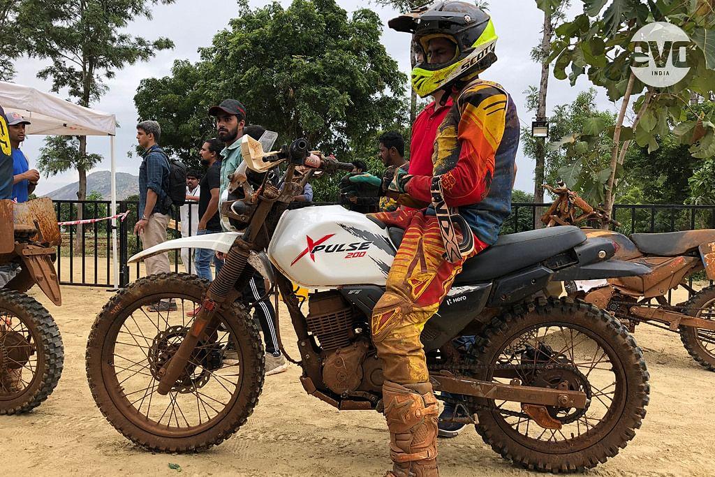 Yuva Kumar wins inaugural Red Bull Ace of Dirt enduro race