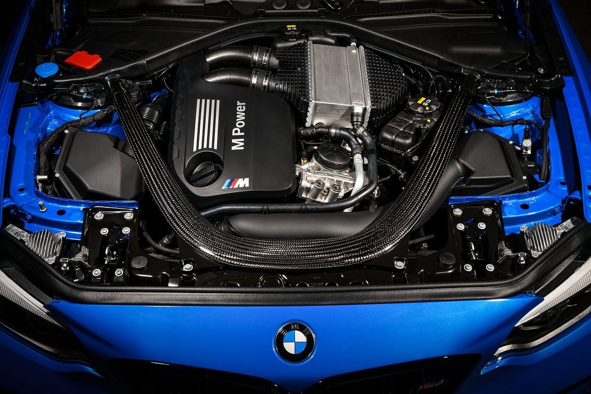 BMW unveils M2 CS: Wild just got wilder