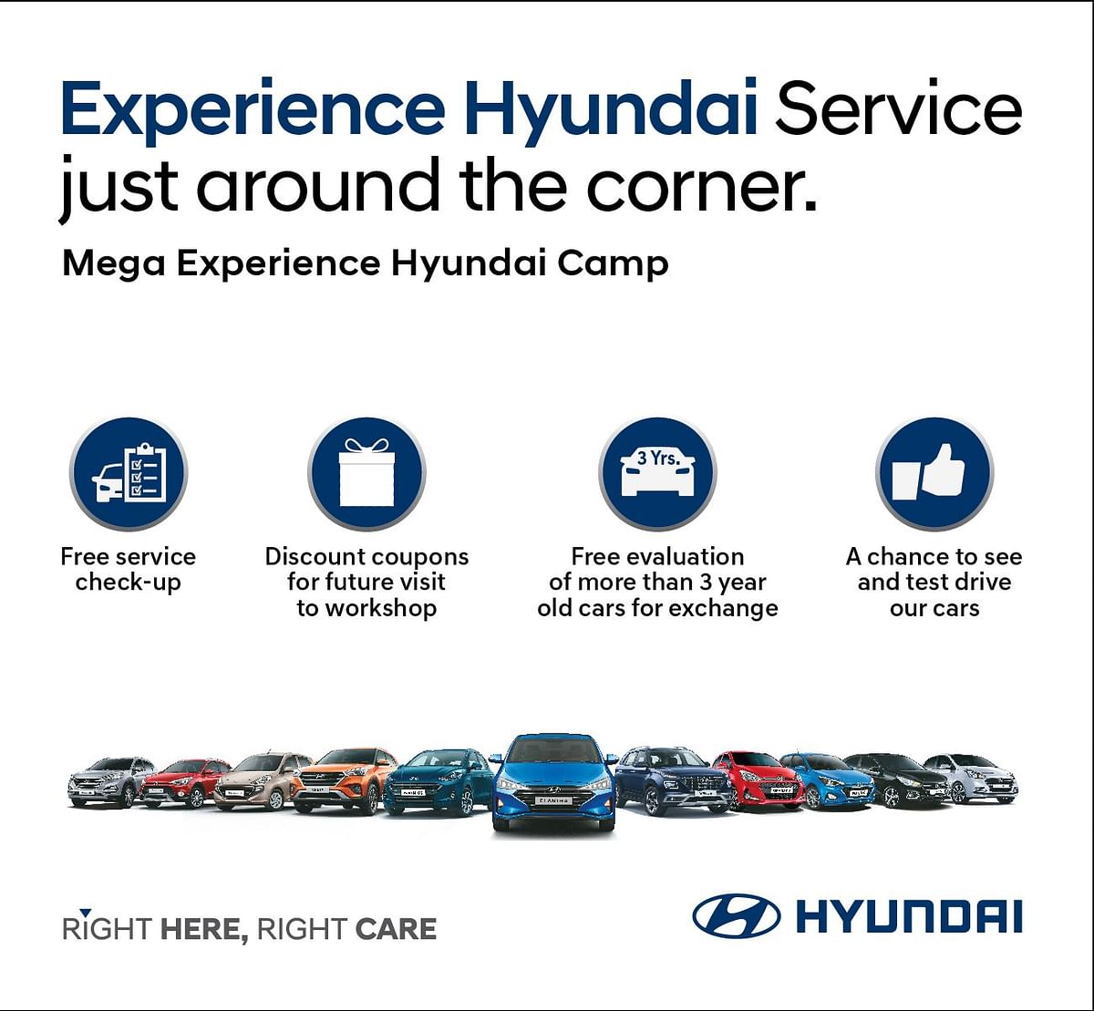 Hyundai Motor India organizes a 'Experience Hyundai' Camp