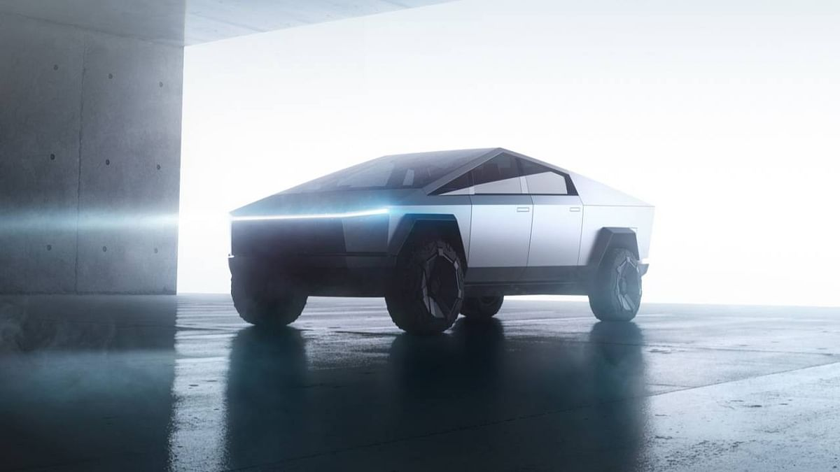 Tesla Cybertruck the Company's First Electric Pickup Truck