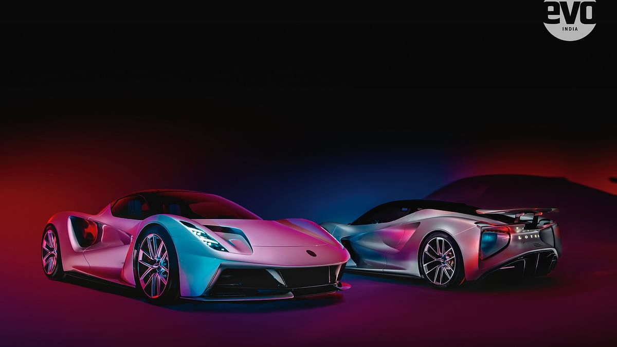 Evija: Lotus' newest entrant in the electric hypercar space