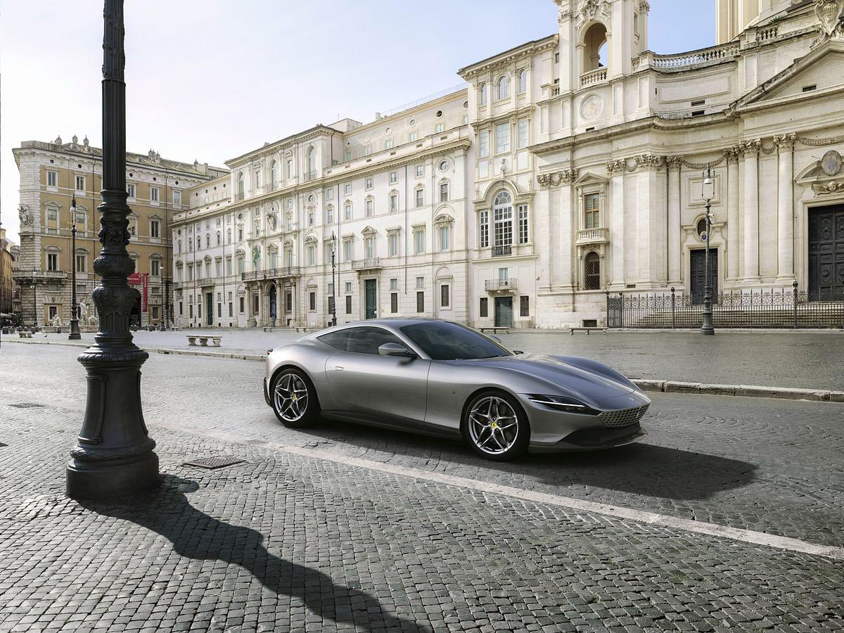 New Ferrari Roma: 612bhp, 319kmph GT car joins the range