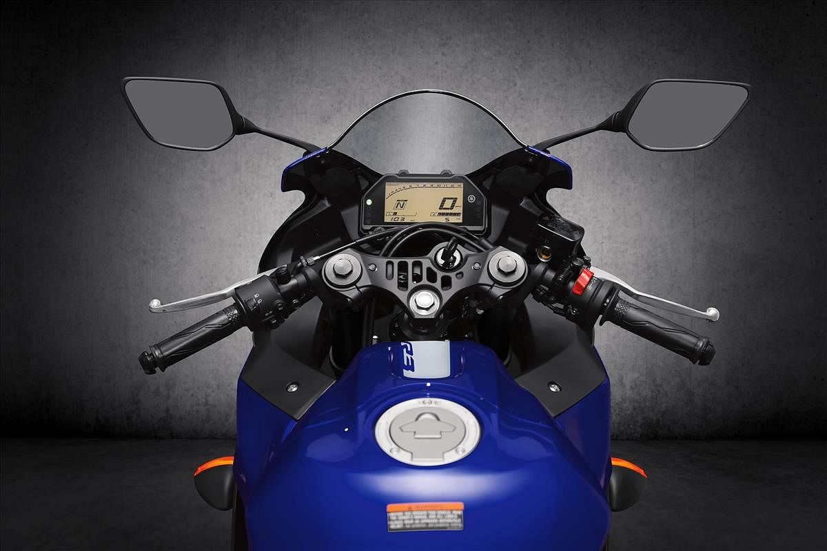 Is Yamaha launching the next-gen YZF-R3 on December 19?