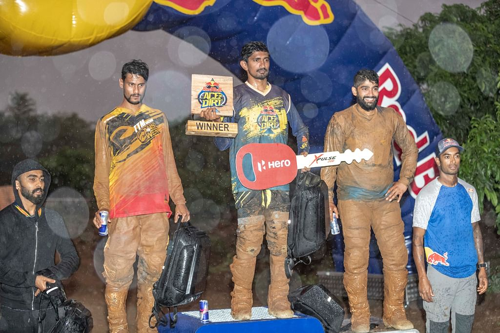Yuva Kumar wins inaugural Red Bull Ace of Dirt enduro race