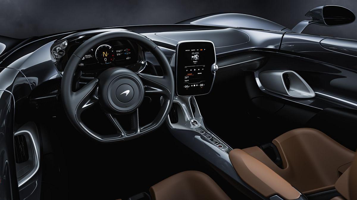 McLaren reveals the new Elva open-top speedster