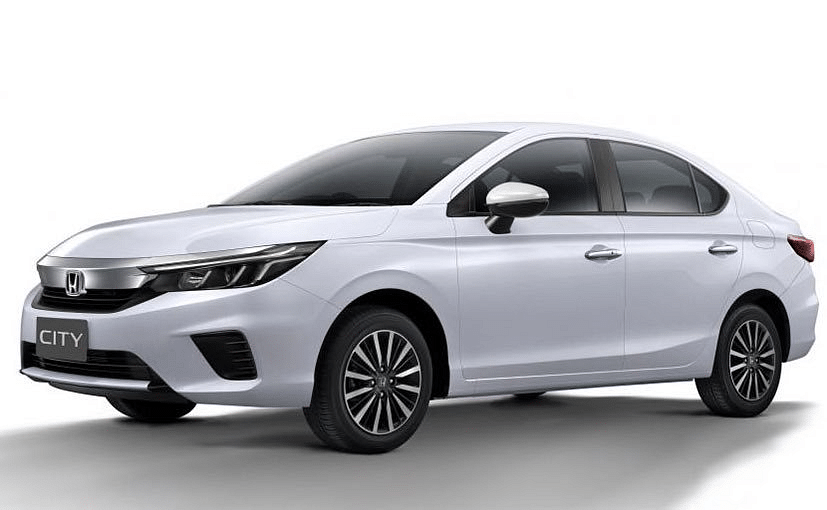 Honda City new-gen unveiled in Thailand, India launch in 2020