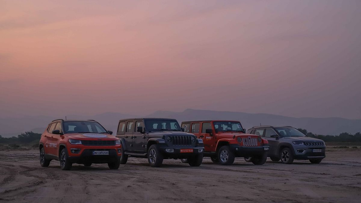 The Jeep Trails: White Sands experience!