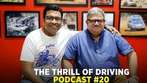 In conversation with pioneer Indian auto journalist and author, Adil Jal Darukhanawala