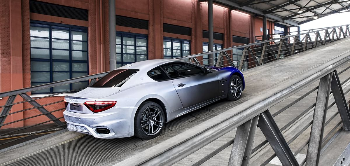Maserati GranTurismo production comes to an end