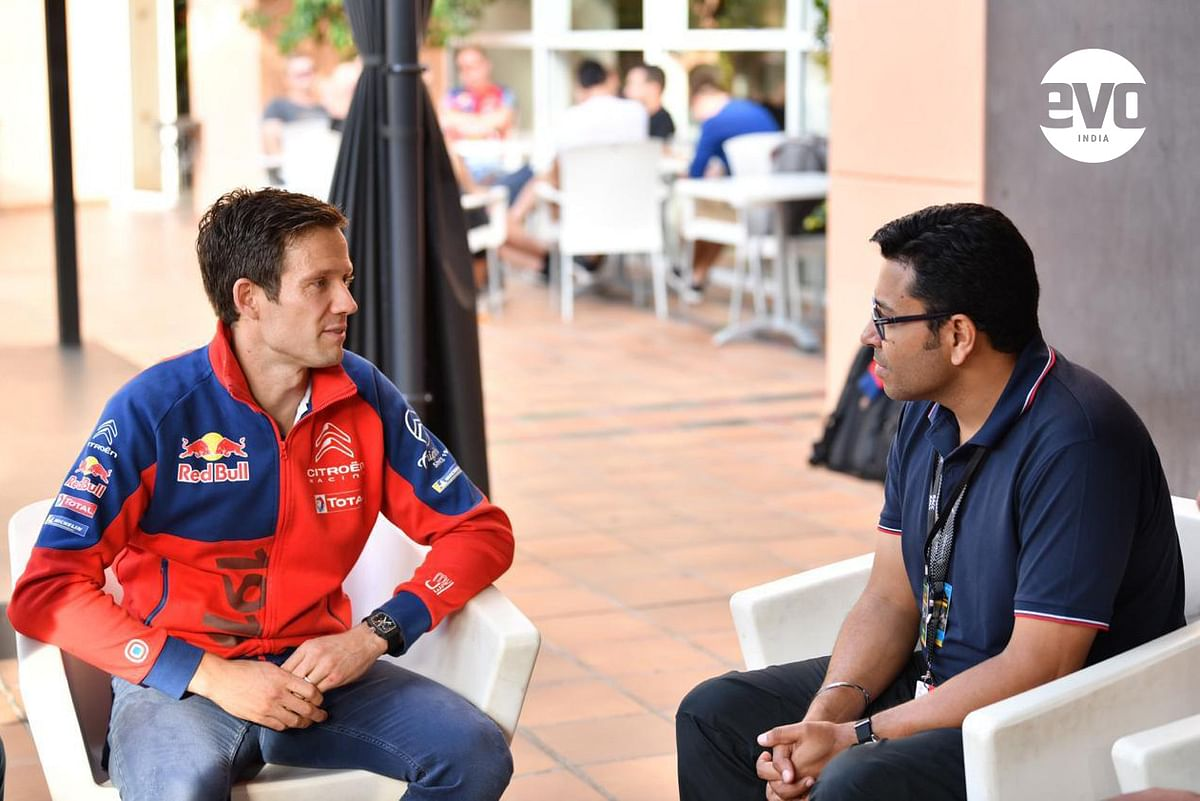 In conversation with six-time WRC champ Sebastien Ogier: 2019 and the future