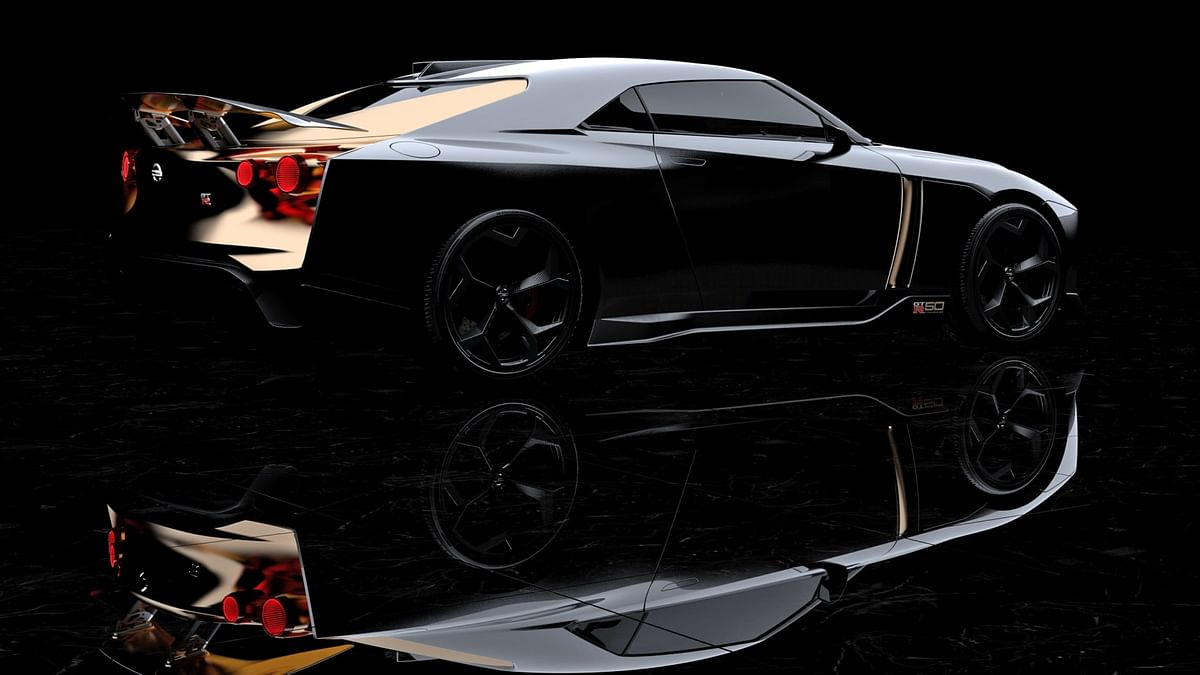 Limited-run Nissan GT-R50 to enter production in 2020