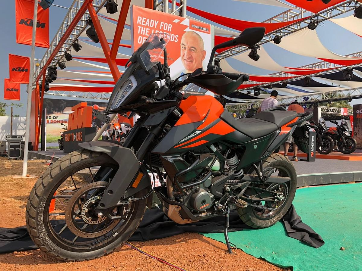 5 things to know about the KTM 390 Adventure