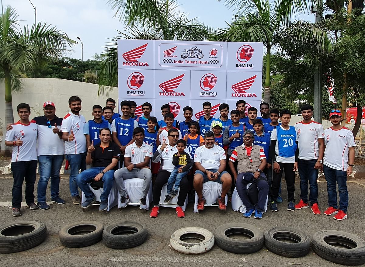 Idemitsu Honda India Talent Hunt season two  commences in Pune
