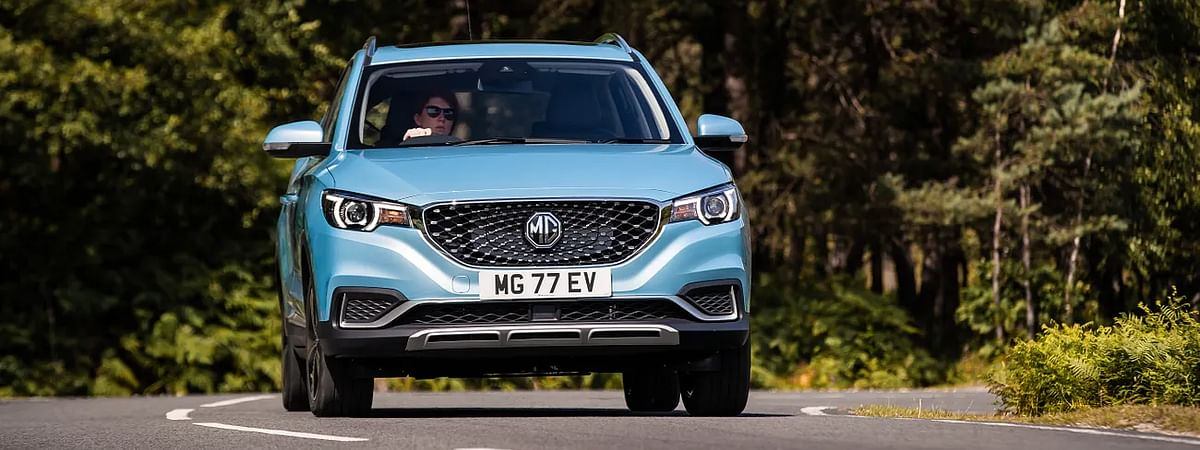 MG kickstarts its electric future in India; ZS EV unveiled ahead of January launch