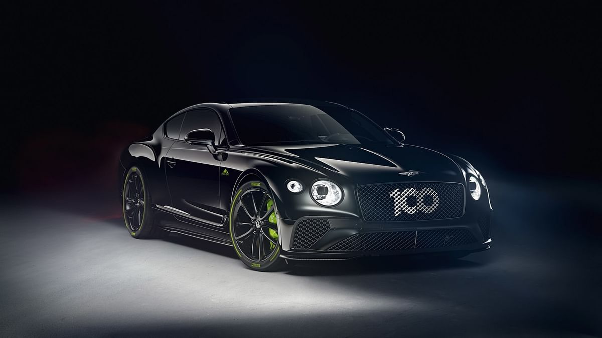 Bentley Limited Edition Pikes Peak Continental GT