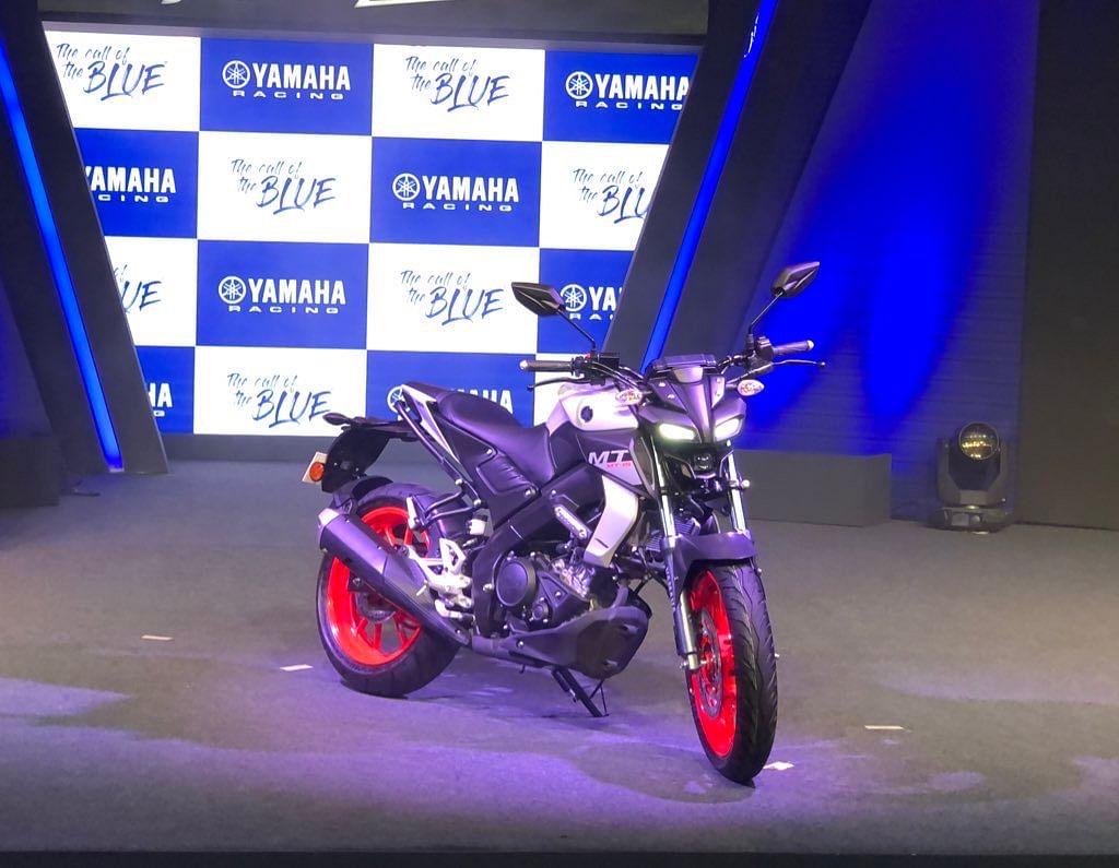 Yamaha launches Fascino 125 FI, Ray ZR 125 and Street Rally 125