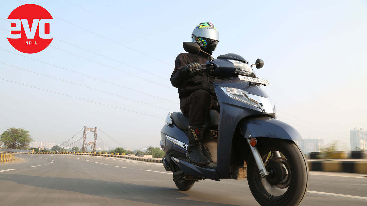 Honda Activa 125 BS6 – First ride review