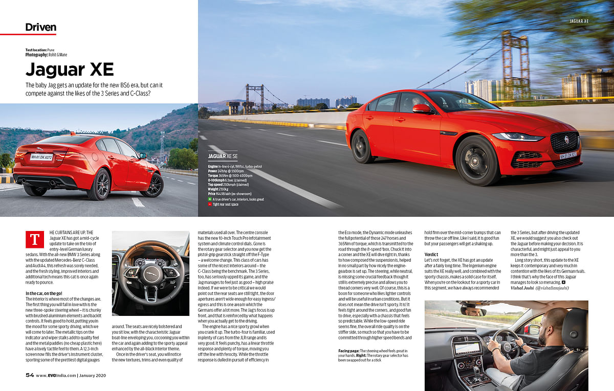 Bringing in the new decade with evo COTY: January 2020 issue on stands now