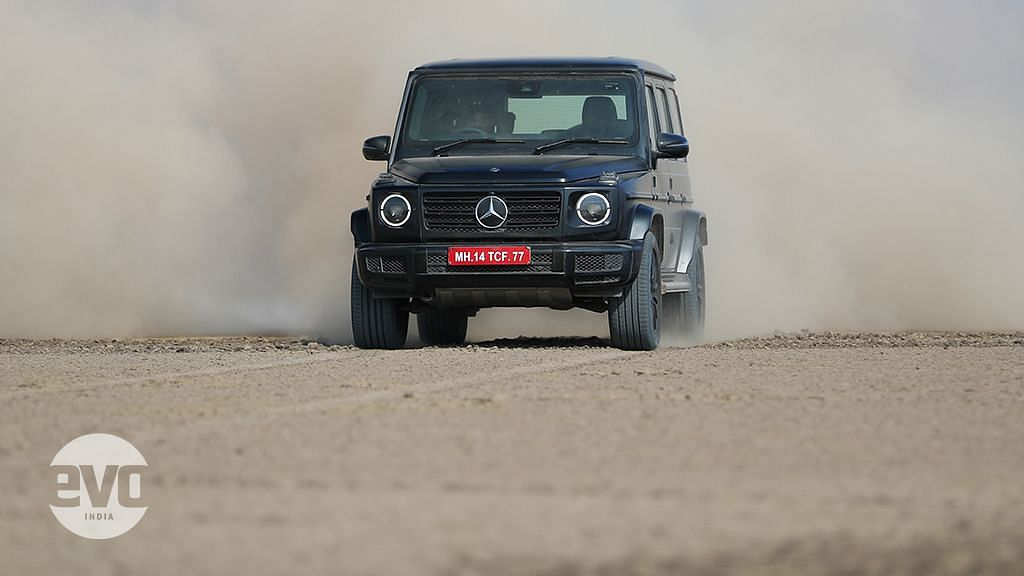The Land Rover Defender was launched in India early in February