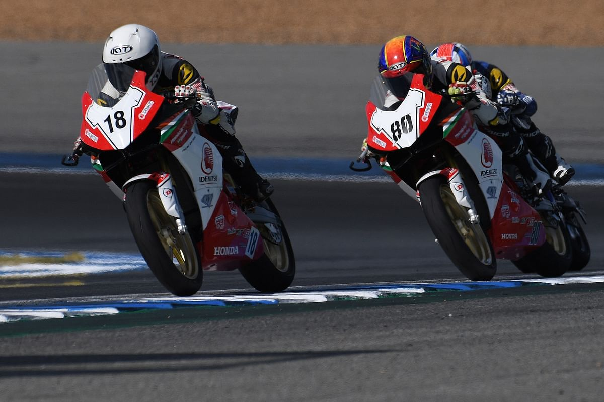 Idemitsu Honda Racing India closes 2019 ARRC among top nine teams