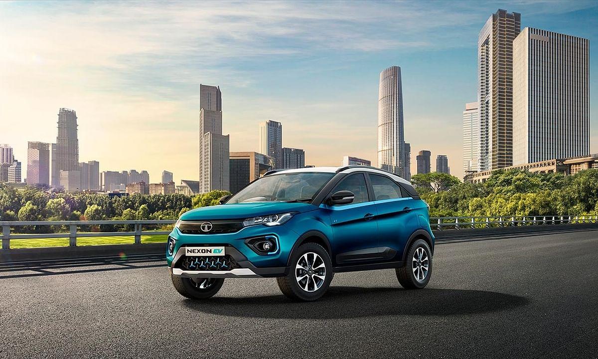 Tata Nexon EV has a claimed range of 312km