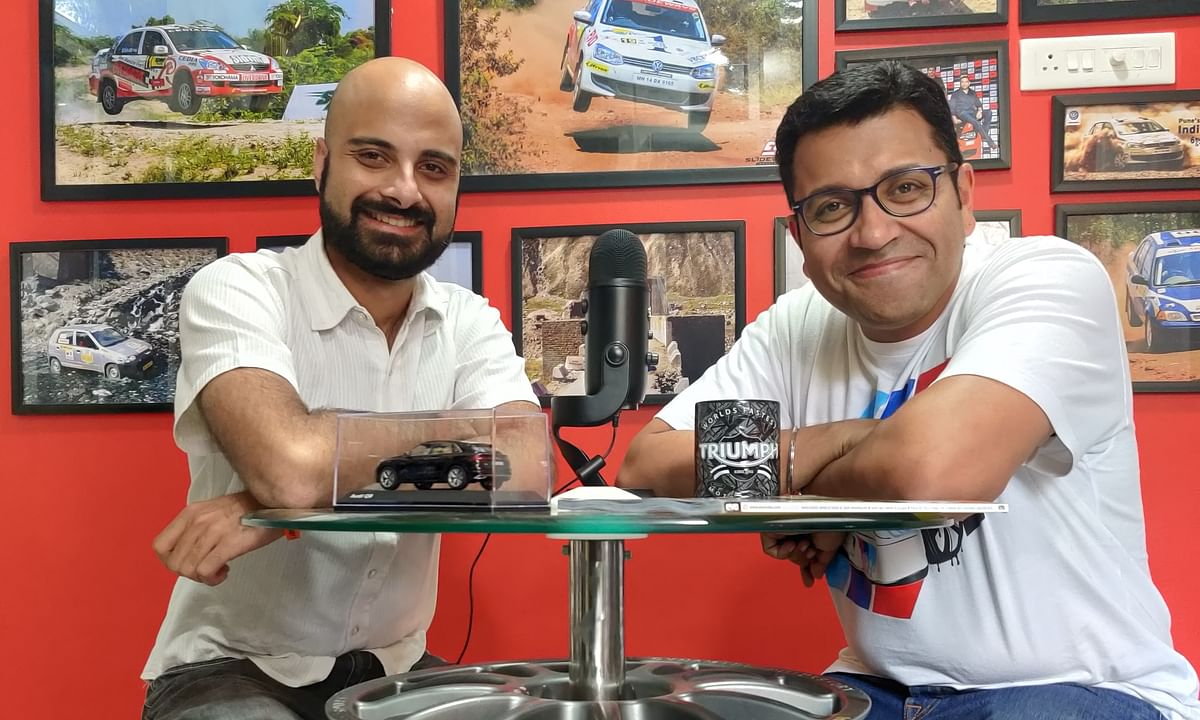 Audi Q8 and Hyundai Aura | Thrill of Driving Podcast | evo India