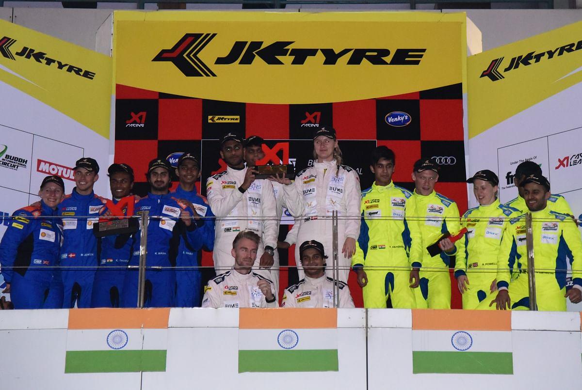 Vishnu, Muzammil win big at JK Tyre Festival of Speed 2019
