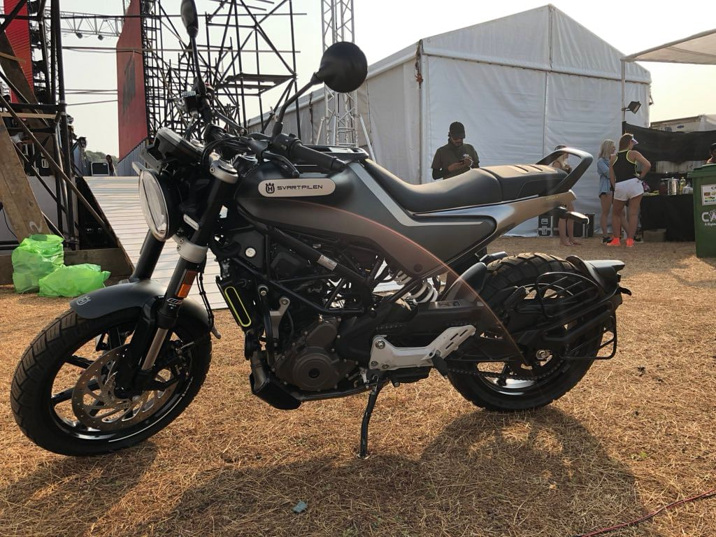 Husqvarna launches the Svartpilen 250 and Vitpilen 250 in India