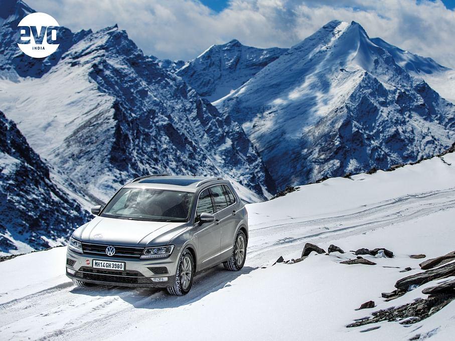 Volkswagen Tiguan - End of term report