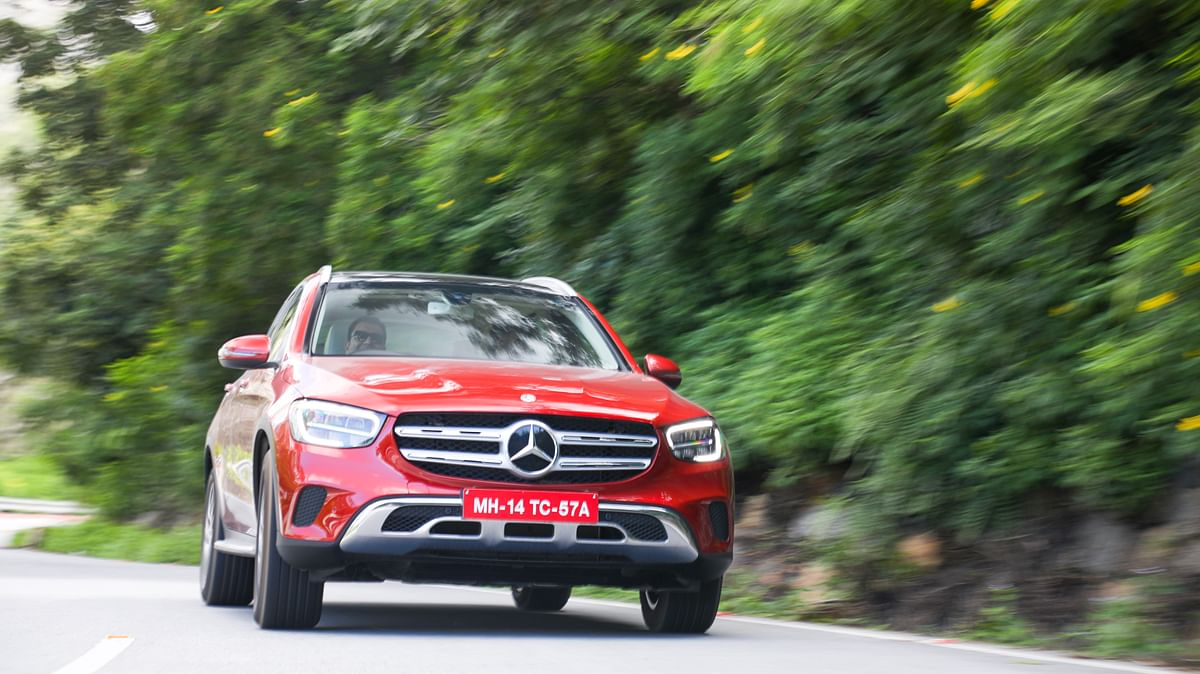2020 Mercedes-Benz GLC Test Drive Review