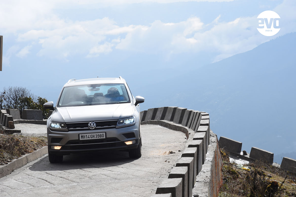 Volkswagen Tiguan - End of term report