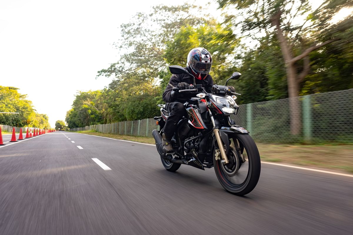 TVS Apache RTR 200 4V BS6: First Ride Review