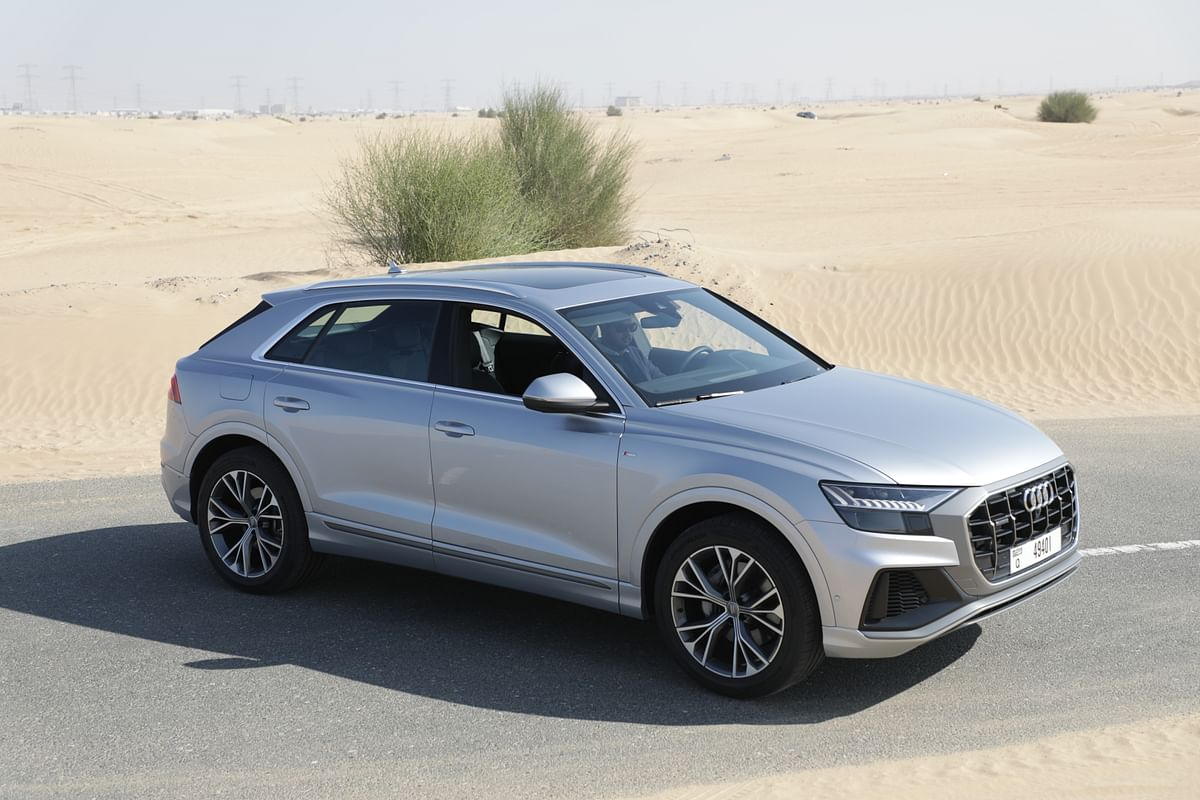 Audi Q8 First drive review