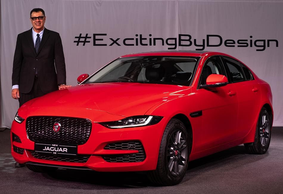 Jaguar XE facelift launched in India for Rs 44.98 lakh