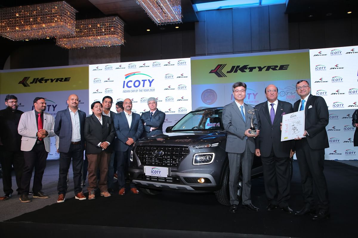 Hyundai , BMW and Hero Moto win big at ICOTY & IMOTY