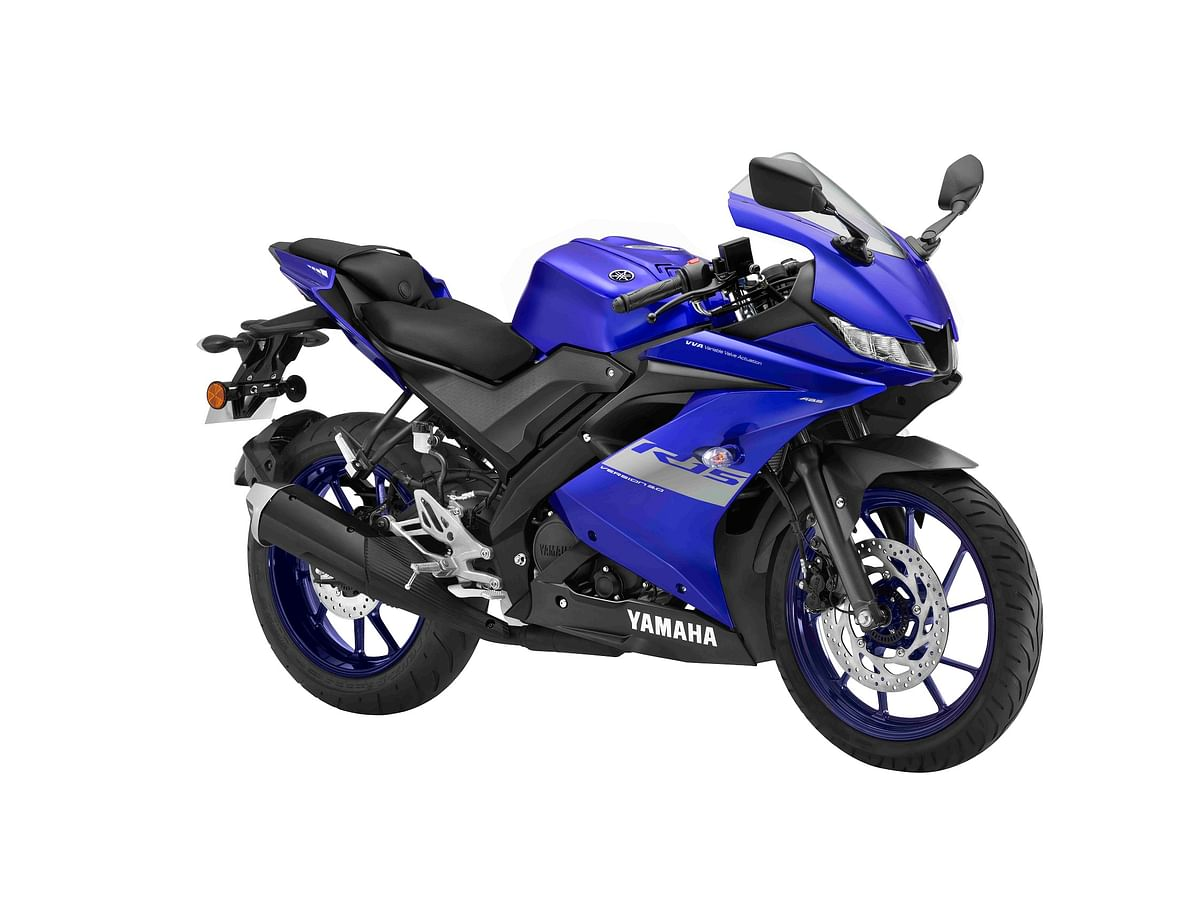 Yamaha R15 Version 3.0 now in BS VI