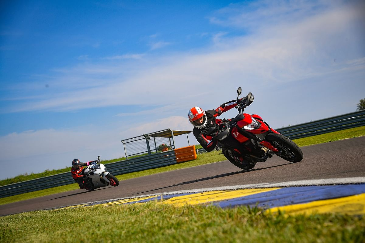Enrolments open for 2020 Ducati Riding Experience courses